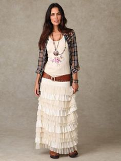 7 #Gorgeous Long #Skirts from Free #People ...