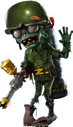 In Plants vs. Zombies™ Garden Warfare the zombies have conquered, and the plants are on the attack for the first time in this hilarious, action-packed shooter. 2 Birthday, Zombie Birthday Parties, Zombie Life, Zombie Art, Lego, Zombie Cartoon, Anime Zombie, Plantas Versus Zombies, P Vs Z