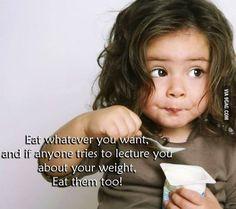 Eat them too !