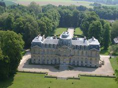 Château de Champlatreux - EPINAY CHAMPLATREUX (95270)