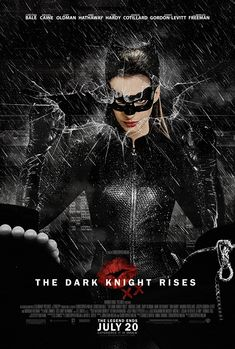 The Dark Knight Rises - Catwoman Batman The Dark Knight, Dark Knight Rises Catwoman, The Dark Knight Trilogy, Batman Dark, The Dark Knight Rises, Real Batman, Catwoman Cosplay, Gal Gadot Instagram, Anne Hathaway Catwoman