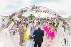 Beach weddind cerimony