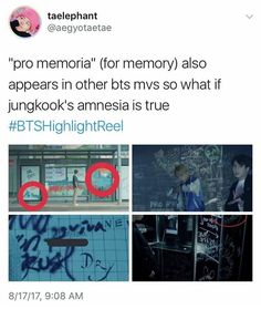 WT so u mean his amnesia is true! All of these new theories I'm so confused help me. Like I know that ppl said him time teaceles to save the other members and the girls in the highlight reels were like there souls.but now I'm just straight up confused.