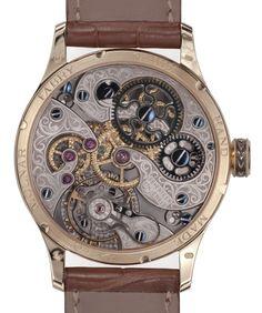 Molnar Fabry Bespoke Skeletonized Watches