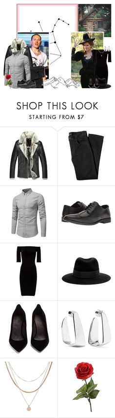 """MY LONELINESS IS KILLING ME/:/Example Set"" by evil-queen3 ❤ liked on Polyvore featuring Lords of Harlech, Steve Madden, Helmut Lang, Maison Michel, Maison Margiela, Jennifer Fisher, Luv Aj, ouat, zelena and ISI"