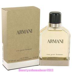 Armani Cologne by Giorgio Armani oz Eau De Toilette Spray Armani Cologne, Armani Fragrance, Men's Cologne, Perfume Armani, Perfume Fragrance, Fragrance Mist, Giorgio Armani, Armani Men, Best Mens Cologne