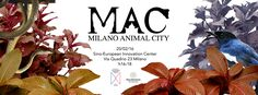 Vedi il mio progetto @Behance: \u201cMAC - MILANO ANIMAL CITY\u201d https://www.behance.net/gallery/49096443/MAC-MILANO-ANIMAL-CITY