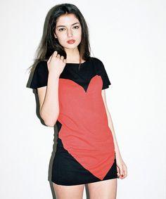 Lazy Oaf | Lazy Oaf | Big Heart Tee Dress