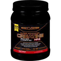 Body Fortress Super Advanced Creatine Hp2 Fruit Punch Review
