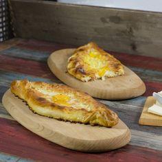 Khachapuri – Casa Pappagallo Feta, Camembert Cheese, Dairy, Pizza, Pane, Brot