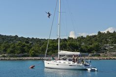 Sailing Yachts, Sailing Ships, Life, Island, Sailing Theme, Good Photos, Caribbean, Croatia, Greece