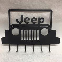 Llavero Jeep por RedDoorLaserGraphics en Etsy