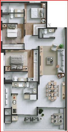 Sims House Plans, House Layout Plans, Family House Plans, Bedroom House Plans, Small House Plans, House Layouts, Master Bedroom Plans, Dream House Plans, Cool House Plans