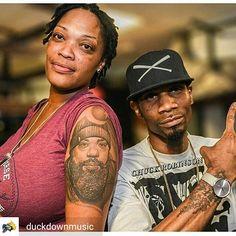 @Regrann from @duckdownmusic -  4 LIFE.  @bernadettealwayshumble @rocknessbcc #RIPSEANPRICE #heltahskeltah #ruckdownrecords #duckdown #Regrann #MMV