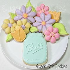 Sugar Dot Cookies . . . Handmade Sugar Cookies for every occasion - Purchase handmade custom sugar cookies decorated with royal icing for any occasion or event. Frederick, MD Maryland