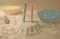 DIY Cloud Dough - Find The Best Craft And Kids Recipes On FamilyFun Pinterest Boards!