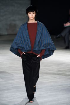 Défile Creatures of the Wind prêt-à-porter automne-hiver 2014-2015, New York #NYFW #Fashionweek