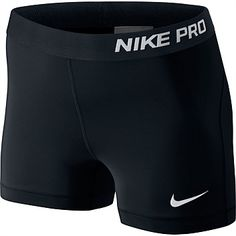 Womens Sports Clothing & Sportswear - Womens Sports Apparel - Rebel - Nike Womens Pro 3inch Short