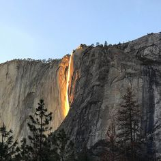 The dazzling firefall of Yosemite has returned | MNN - Mother Nature Network