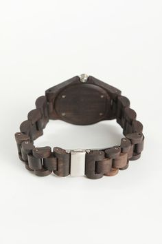 WeWood DATE Wooden Special Edition Watch Black