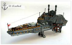 The Imperial Steam Ship – Harbird