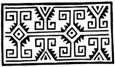 more aztec motifs
