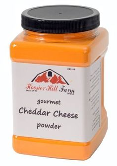 Hoosier Hill Farm Cheddar Cheese Powder Cheese lovers 25 lb size ** Check this awesome product by going to the link at the image.