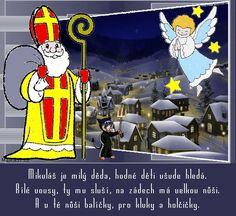 vanoce_prani_k_mikulasi All Things Christmas, Christmas Cards, Pandora, Movie Posters, Vintage, Xmas Greeting Cards, Film Poster, Popcorn Posters, Xmas Cards