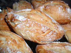 Portuguese Bread, Portuguese Recipes, Cheesy Breadsticks, Instant Yeast, Fresh Bread, White Bread, Bread Baking, Bread Recipes, Main Dishes