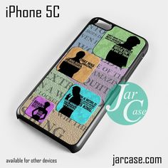 SHERLOCK holmes Phone case for iPhone 5C and other iPhone devices