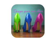 Shoozii App will allow users to design and sell a variety of shoes right from your phones.