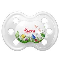 Pacifier - New Year's Eve happy new year designs party celebration Saint Sylvester's Day