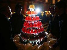 Wedding Jelly cake