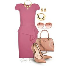 """Pucci Saint Laurent"" by gracekathryn on Polyvore"