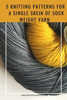 5 patterns to knit with one skein of sparkly sock weight yarn - Devon Sun Yarns - Knitting for beginners,Knitting patterns,Knitting projects,Knitting cowl,Knitting blanket Knitting Socks, Knitting Stitches, Knitting Patterns Free, Knitting Basics, Knitting Needles, Knit Patterns, Sparkly Socks, Devon, Fingering Yarn