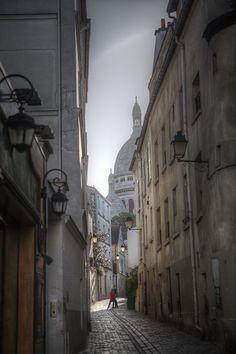 Basilique du Sacré-Cœur, Montmartre - Paris - France | Flickr - Photo Sharing!