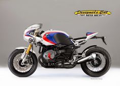 Some nice designs from Oberdan Bezzi - BMW NineT Forum