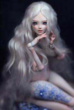 Aurora Borealis Porcelain Doll BJD Bidoll Rafael Nuri | eBay