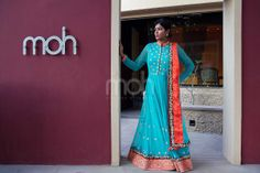 Elegant Indian Designer Collection @ moh | Multi - designer Pret Store in #Ahmedabad