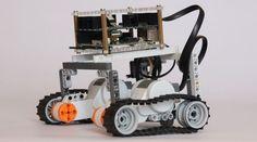 Got Lego and a Raspberry Pi? Make an awesome robot! http://mashable.com/2013/05/13/brickpi-raspberry-pi-lego-robot
