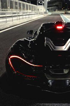 Hyper-Caine — artoftheautomobile: McLaren P1 via Malek...