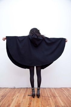 Circle cape