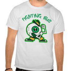 Fighting Iris T Shirt