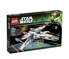 xwing4mrgn LEGO Star Wars   10240 Red Five X Wing Starfighter 162,94 Euro