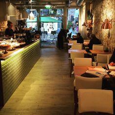 Kijkje nemen bij Barista Café! Deze week geopend! #blogindemaak #baristacafehaarlem