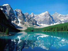 Banff National Park Lakes | ... amazing aspects of banff national park such as the lovely lake louise