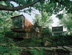 Arkansas House / Marlon Blackwell Architect