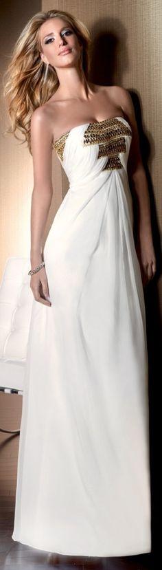 Claudine, haute couture 2013/2014.