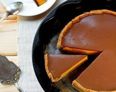 Tarte chocolat et carambars