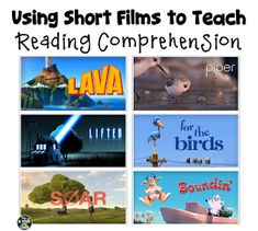 A Walk in the Chalk: Teach Reading Comprehension Skills Using Short Films
